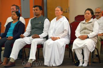 International Yoga Day at ICC, Milpitas, CA, USA - Picture 20