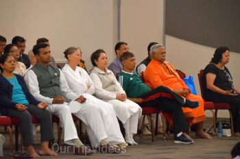 International Yoga Day at ICC, Milpitas, CA, USA - Picture 23