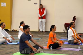 International Yoga Day at ICC, Milpitas, CA, USA - Picture 30