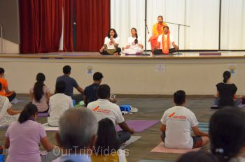 International Yoga Day at ICC, Milpitas, CA, USA - Picture 31