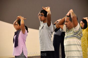 International Yoga Day at ICC, Milpitas, CA, USA - Picture 34