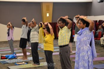 International Yoga Day at ICC, Milpitas, CA, USA - Picture 35