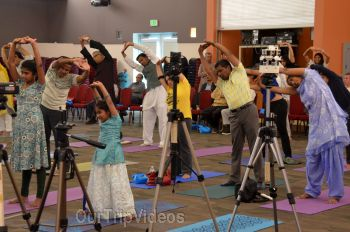International Yoga Day at ICC, Milpitas, CA, USA - Picture 36