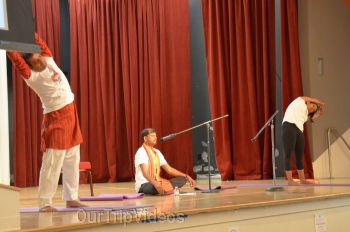 International Yoga Day at ICC, Milpitas, CA, USA - Picture 37