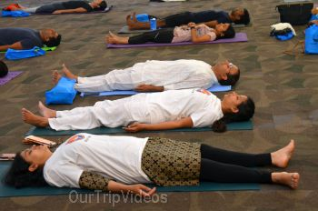 International Yoga Day at ICC, Milpitas, CA, USA - Picture 39