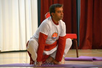 International Yoga Day at ICC, Milpitas, CA, USA - Picture 42