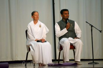 International Yoga Day at ICC, Milpitas, CA, USA - Picture 45