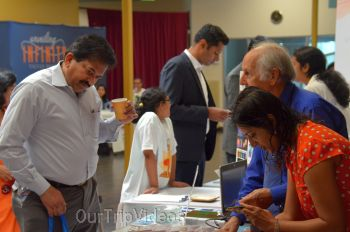 International Yoga Day at ICC, Milpitas, CA, USA - Picture 46