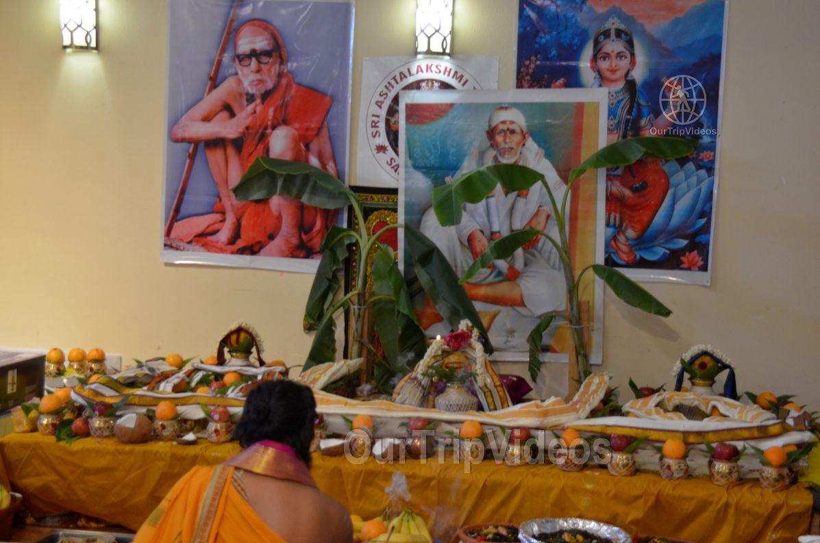 Sri Ashta Lakshmi Temple, San Mateo, CA, USA - Picture 9 of 25
