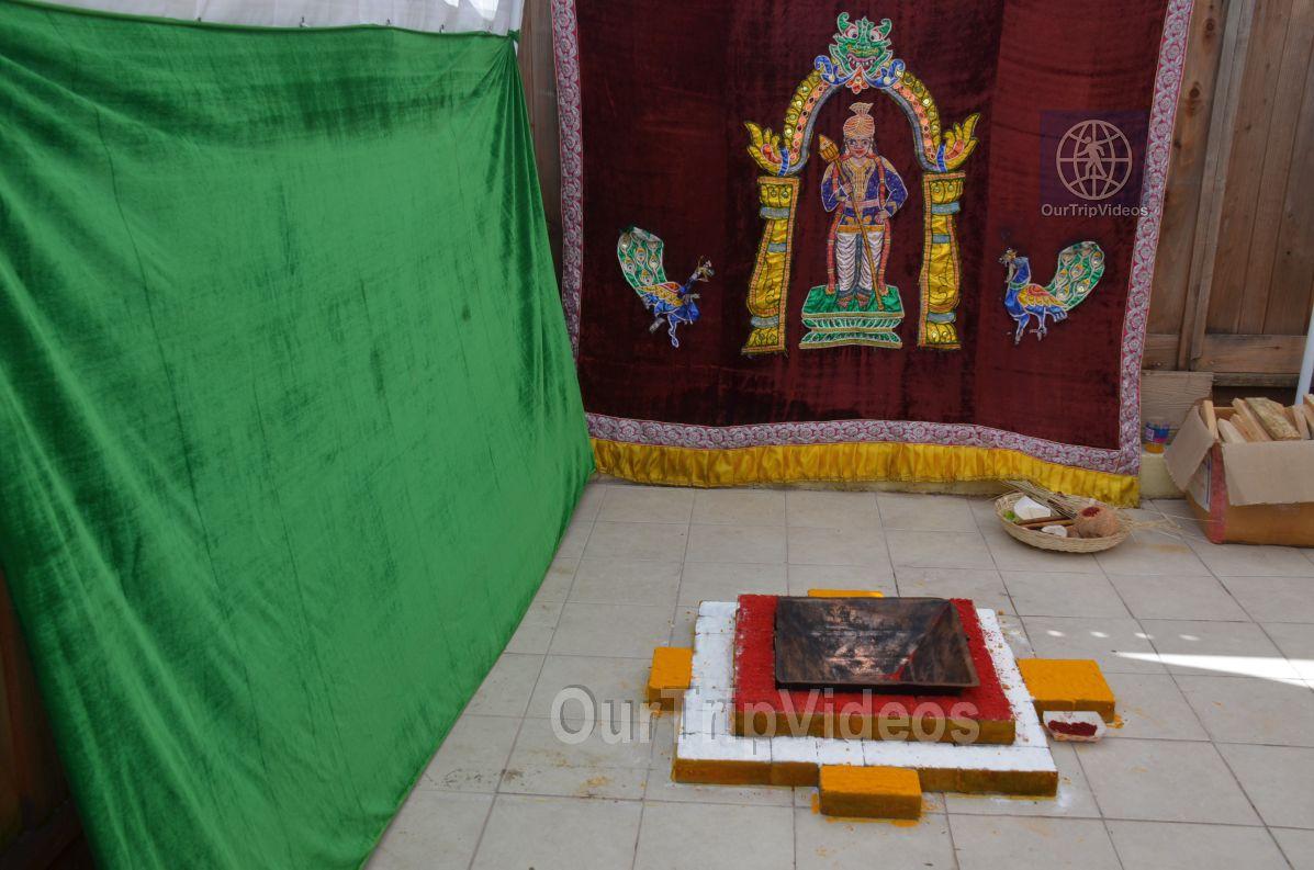 Sri Ashta Lakshmi Temple, San Mateo, CA, USA - Picture 17 of 25