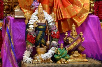 Sri Ashta Lakshmi Temple, San Mateo, CA, USA - Picture 8