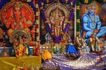 Sri Ashta Lakshmi Temple, San Mateo, CA, USA - Picture 11