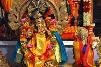 Sri Ashta Lakshmi Temple, San Mateo, CA, USA - Picture 12