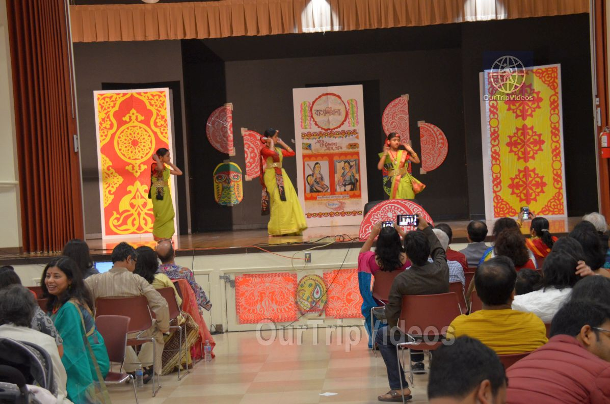 Bangaliyana - Bengali New Year Celebration, Union City, CA, USA - Picture 13 of 25