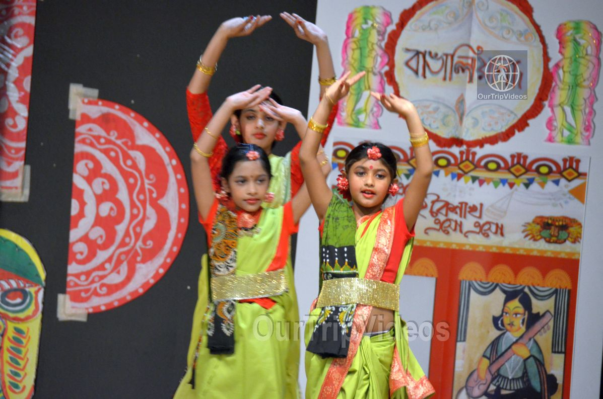 Bangaliyana - Bengali New Year Celebration, Union City, CA, USA - Picture 17 of 25