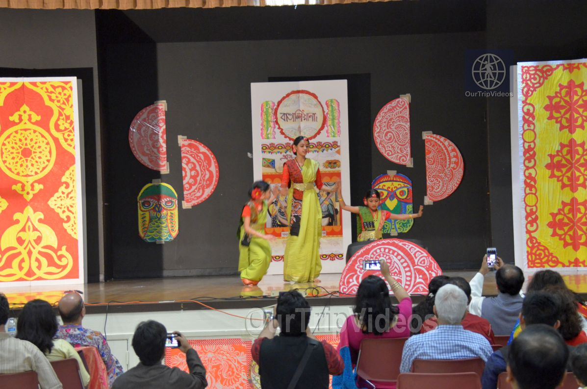 Bangaliyana - Bengali New Year Celebration, Union City, CA, USA - Picture 18 of 25