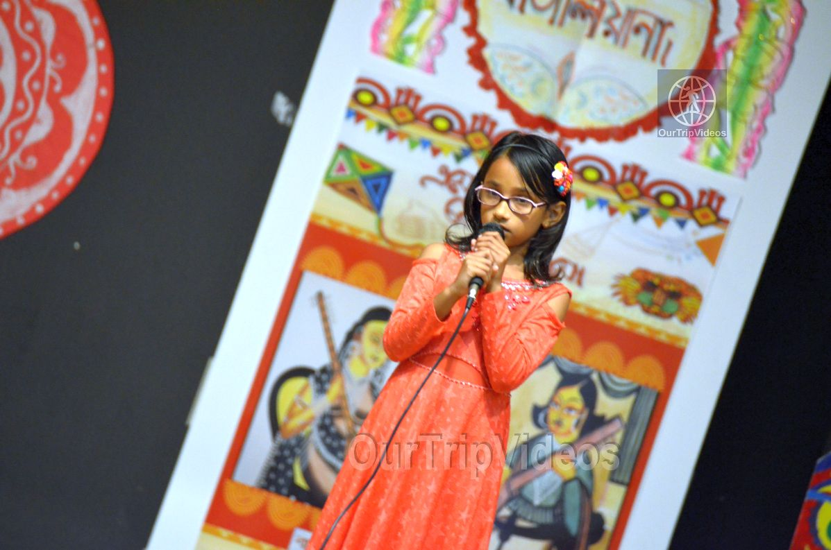 Bangaliyana - Bengali New Year Celebration, Union City, CA, USA - Picture 25 of 25