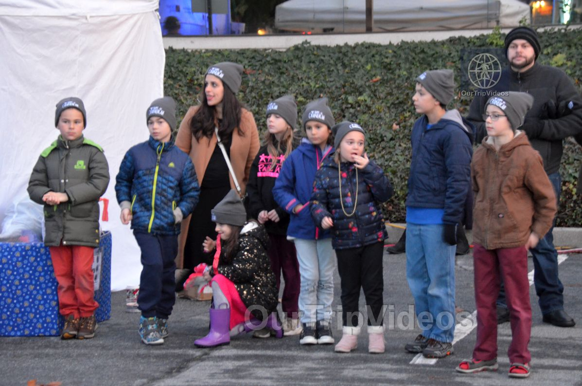 Annual Chanukah Lighting - Menorah of Warmth, Fremont, CA, USA - Picture 28 of 50