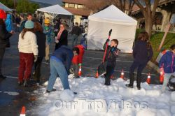Annual Chanukah Lighting - Menorah of Warmth, Fremont, CA, USA - Picture 3