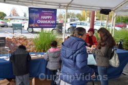 Annual Chanukah Lighting - Menorah of Warmth, Fremont, CA, USA - Picture 5