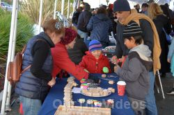 Annual Chanukah Lighting - Menorah of Warmth, Fremont, CA, USA - Picture 8
