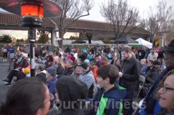 Annual Chanukah Lighting - Menorah of Warmth, Fremont, CA, USA - Picture 29