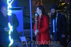 Annual Chanukah Lighting - Menorah of Warmth, Fremont, CA, USA - Picture 39