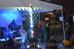 Annual Chanukah Lighting - Menorah of Warmth, Fremont, CA, USA - Picture 41