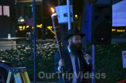 Annual Chanukah Lighting - Menorah of Warmth, Fremont, CA, USA - Picture 43