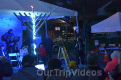 Annual Chanukah Lighting - Menorah of Warmth, Fremont, CA, USA - Picture 44