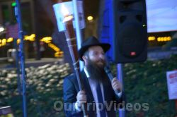 Annual Chanukah Lighting - Menorah of Warmth, Fremont, CA, USA - Picture 45