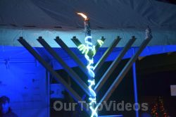 Annual Chanukah Lighting - Menorah of Warmth, Fremont, CA, USA - Picture 46