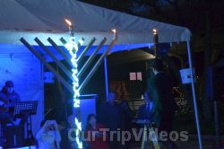 Annual Chanukah Lighting - Menorah of Warmth, Fremont, CA, USA - Picture 48