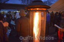 Annual Chanukah Lighting - Menorah of Warmth, Fremont, CA, USA - Picture 49