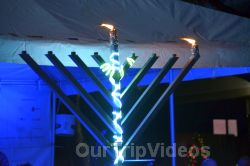 Annual Chanukah Lighting - Menorah of Warmth, Fremont, CA, USA - Picture 50