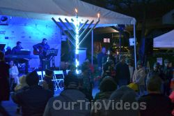 Annual Chanukah Lighting - Menorah of Warmth, Fremont, CA, USA - Picture 51