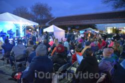 Annual Chanukah Lighting - Menorah of Warmth, Fremont, CA, USA - Picture 52
