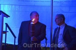 Annual Chanukah Lighting - Menorah of Warmth, Fremont, CA, USA - Picture 61
