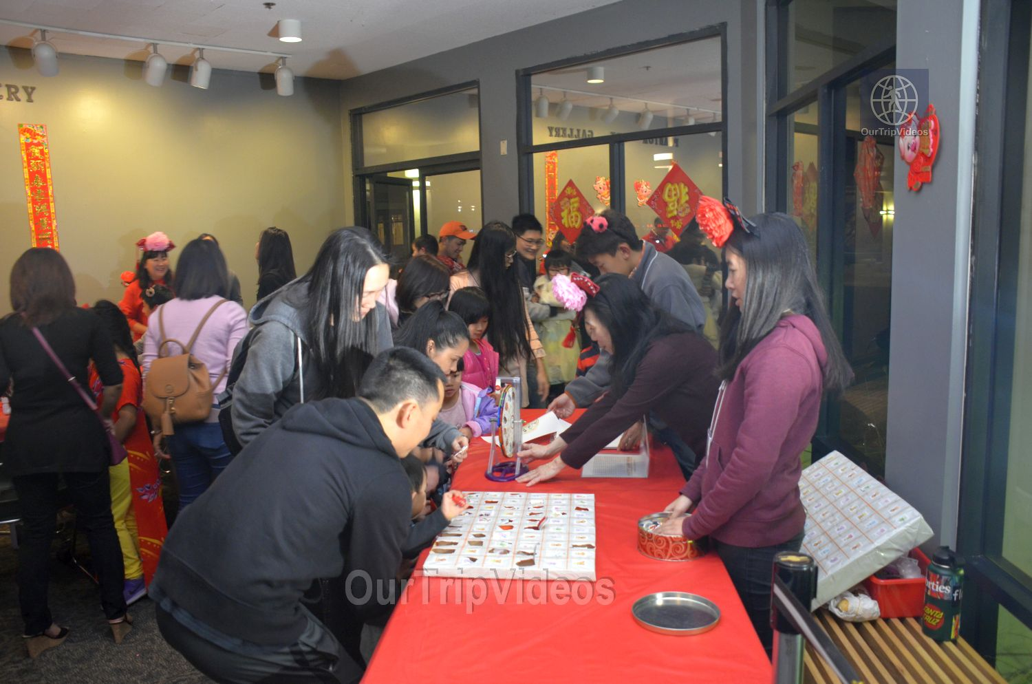 Chinese Lunar New Year Celebration, Milpitas, CA, USA - Picture 1 of 25