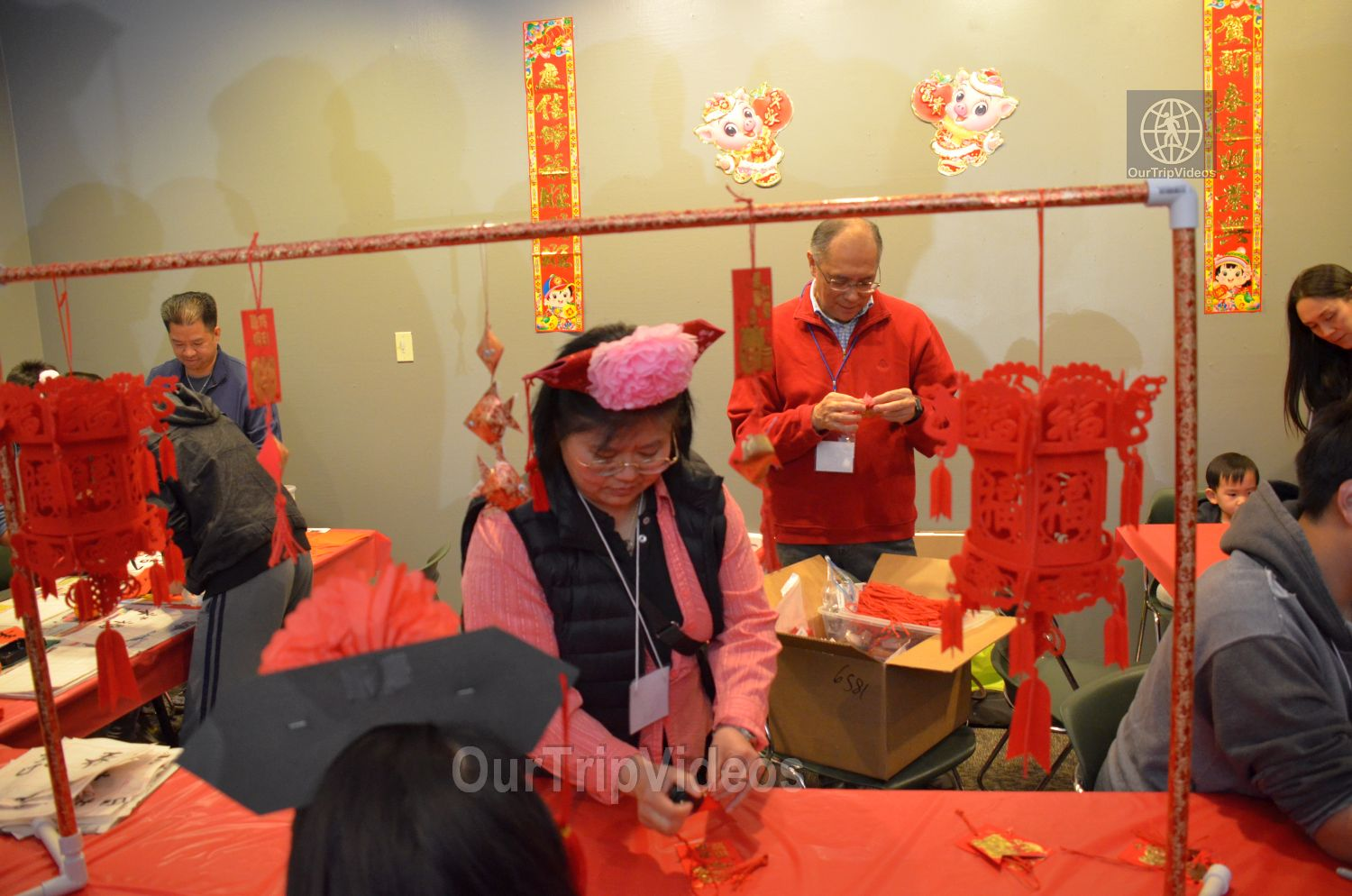 Chinese Lunar New Year Celebration, Milpitas, CA, USA - Picture 3 of 25
