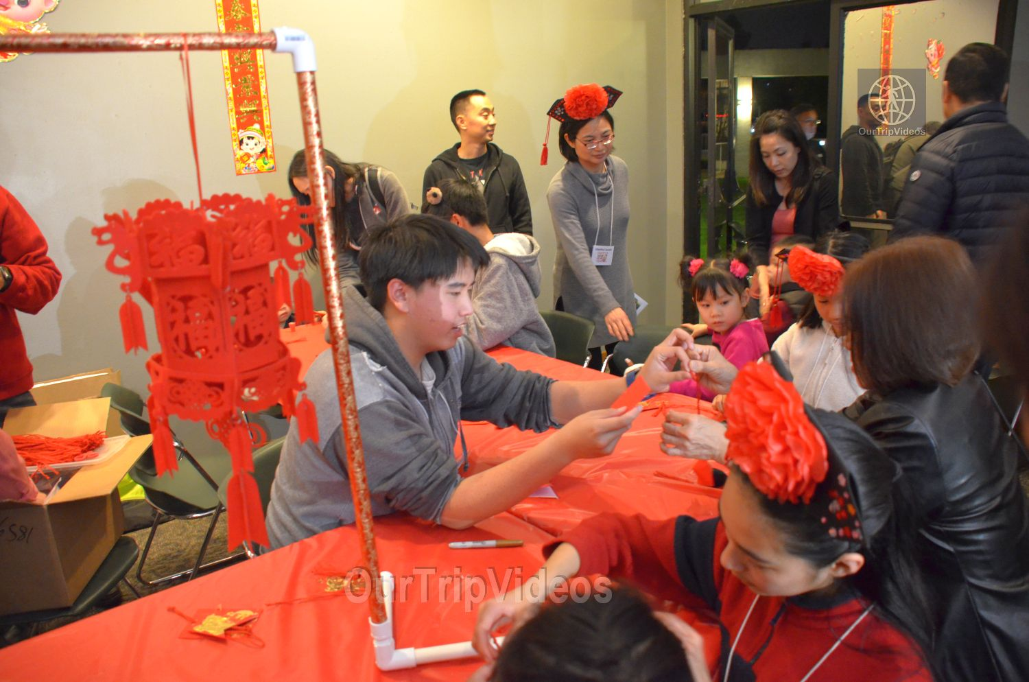 Chinese Lunar New Year Celebration, Milpitas, CA, USA - Picture 4 of 25