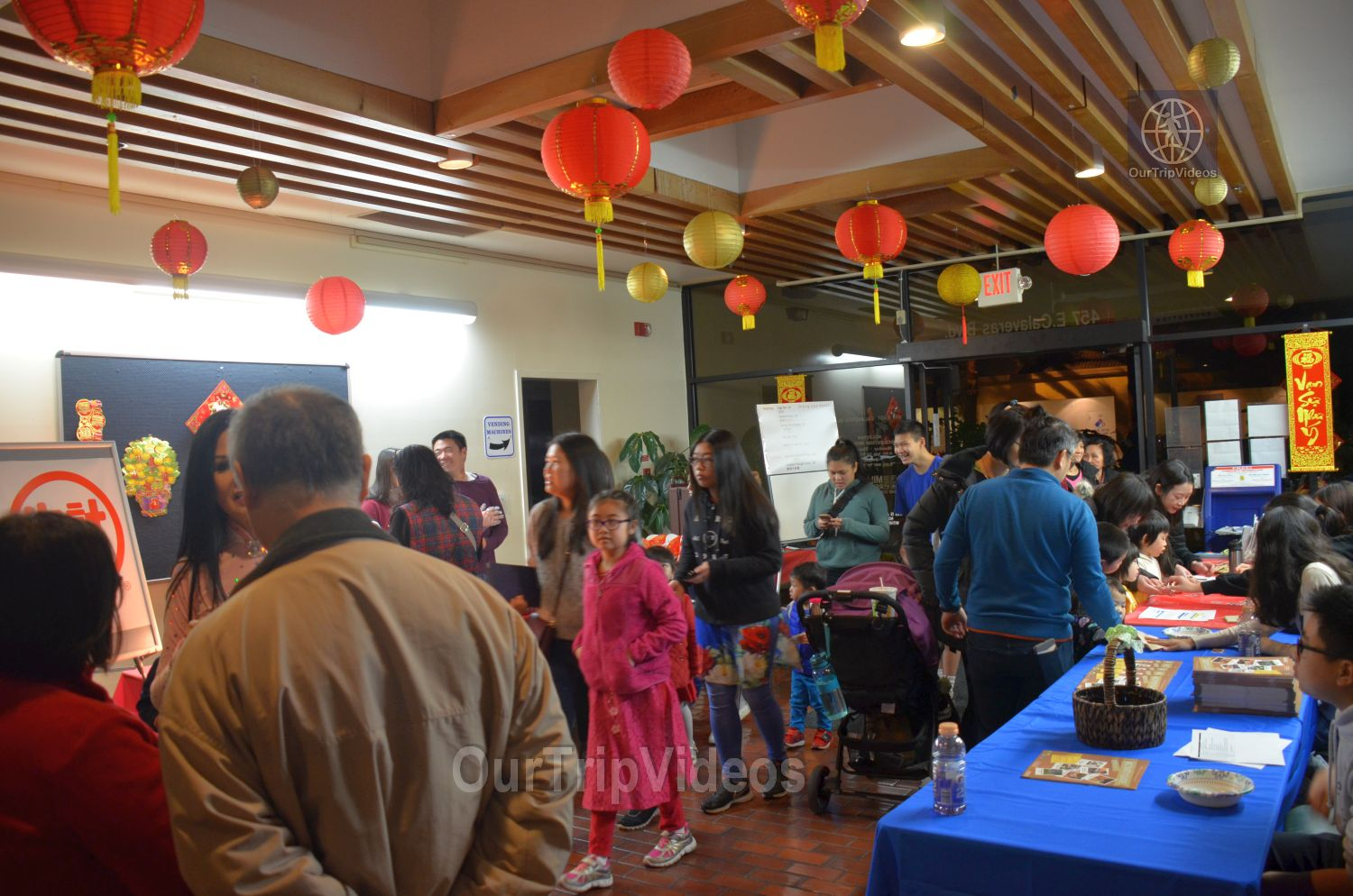Chinese Lunar New Year Celebration, Milpitas, CA, USA - Picture 8 of 25