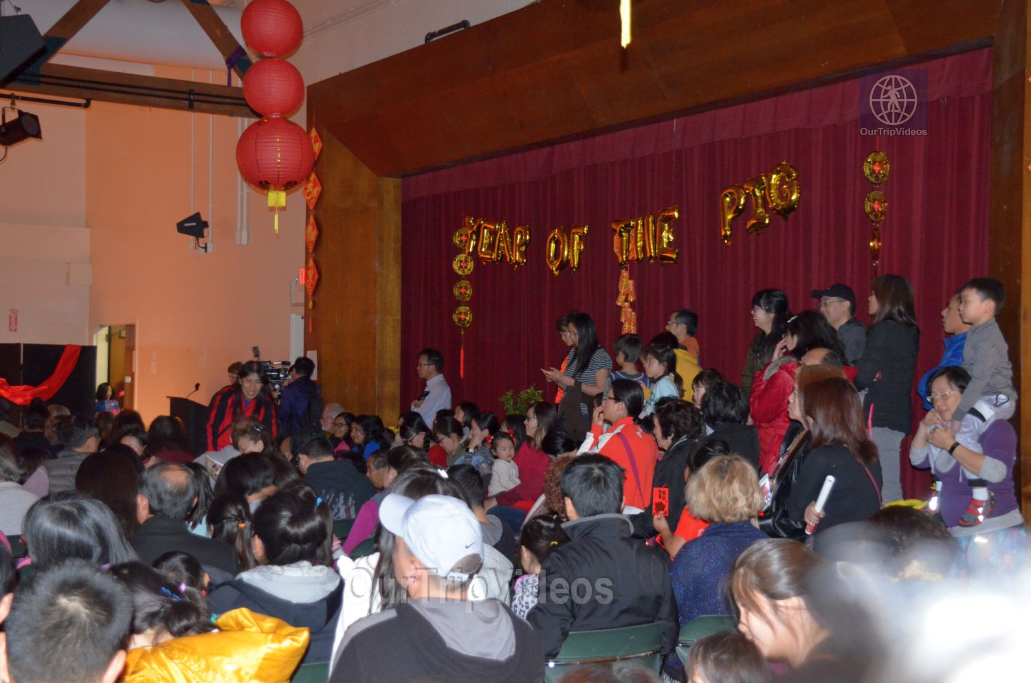 Chinese Lunar New Year Celebration, Milpitas, CA, USA - Picture 14 of 25