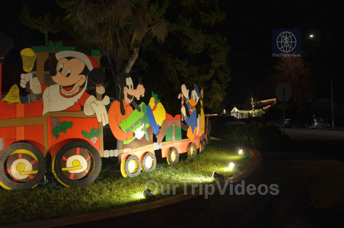 Crippsmas Place - Plywood decorations and Christmas Lights, Fremont, CA, USA - Picture 18 of 25