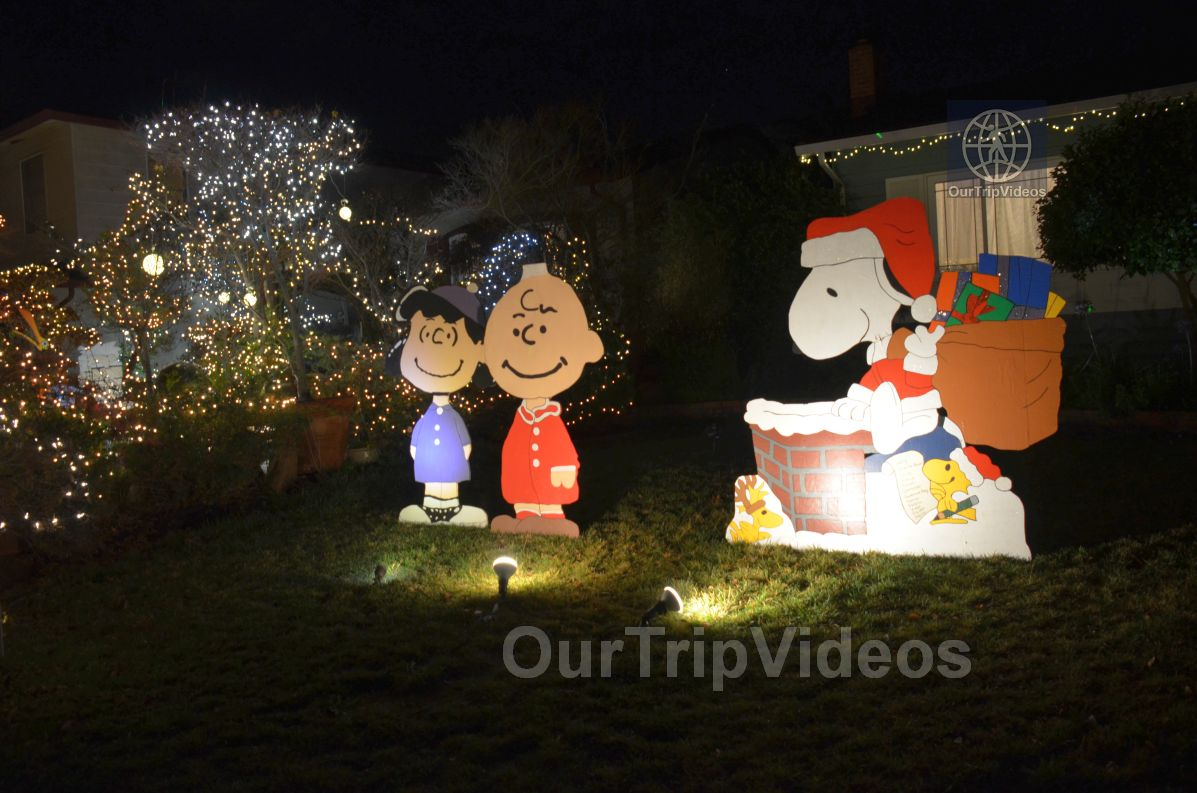 Crippsmas Place - Plywood decorations and Christmas Lights, Fremont, CA, USA - Picture 27 of 50