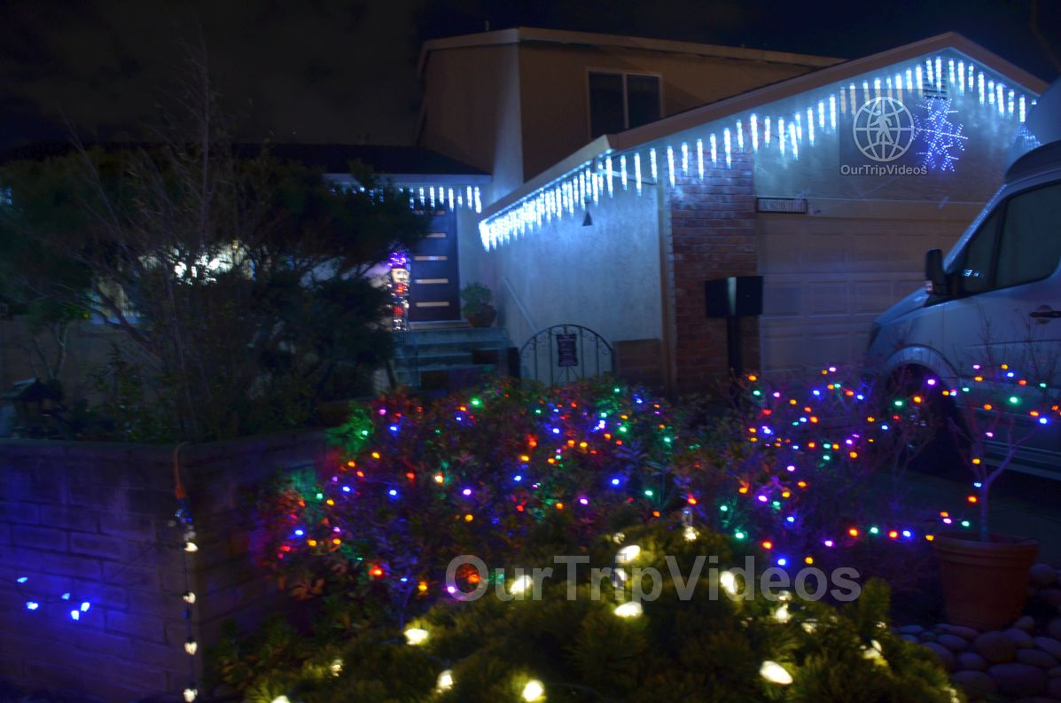 Crippsmas Place - Plywood decorations and Christmas Lights, Fremont, CA, USA - Picture 38 of 50