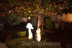 Crippsmas Place - Plywood decorations and Christmas Lights, Fremont, CA, USA - Picture 4