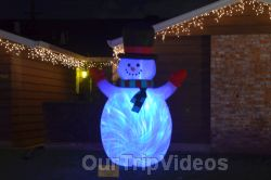 Crippsmas Place - Plywood decorations and Christmas Lights, Fremont, CA, USA - Picture 23