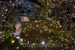 Crippsmas Place - Plywood decorations and Christmas Lights, Fremont, CA, USA - Picture 31