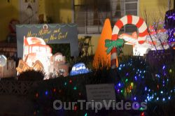 Crippsmas Place - Plywood decorations and Christmas Lights, Fremont, CA, USA - Picture 35